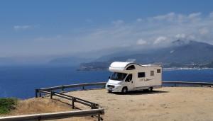 Autocaravana y Caravana