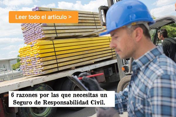 utilidad de seguros de responsabilidad civil del transportista